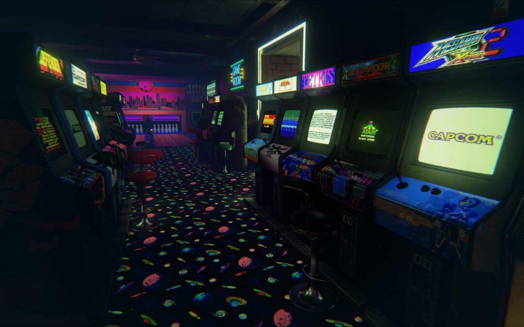 Qual'è l'origine delle macchine arcade?