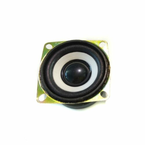 """2"""" Speaker. 3W. 4Ω [1 unit]"""