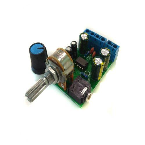 2.0 Amplifier