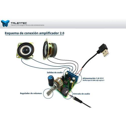 Amplificateur 2.0 2