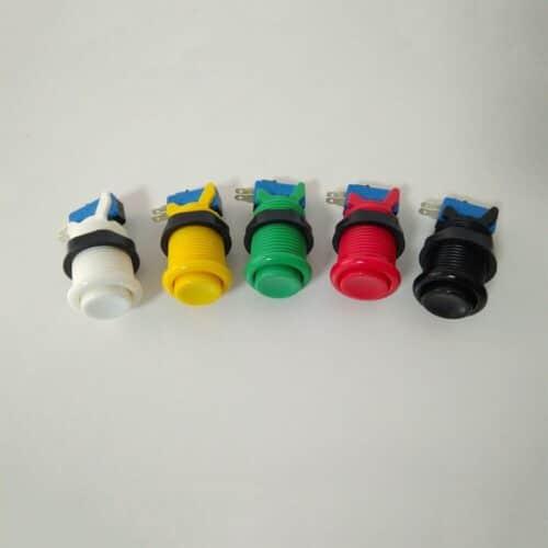 Boton arcade americano de 28mm3 min