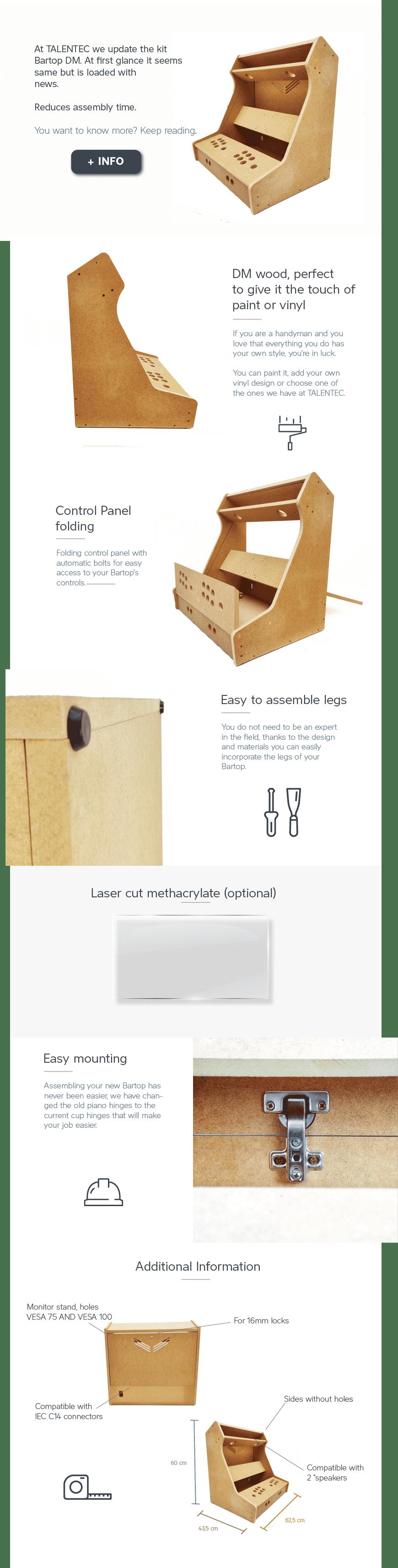 "ingles - Configure your 24"" kit bartop - kits-bartop-en"