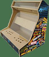 boton kit bartop