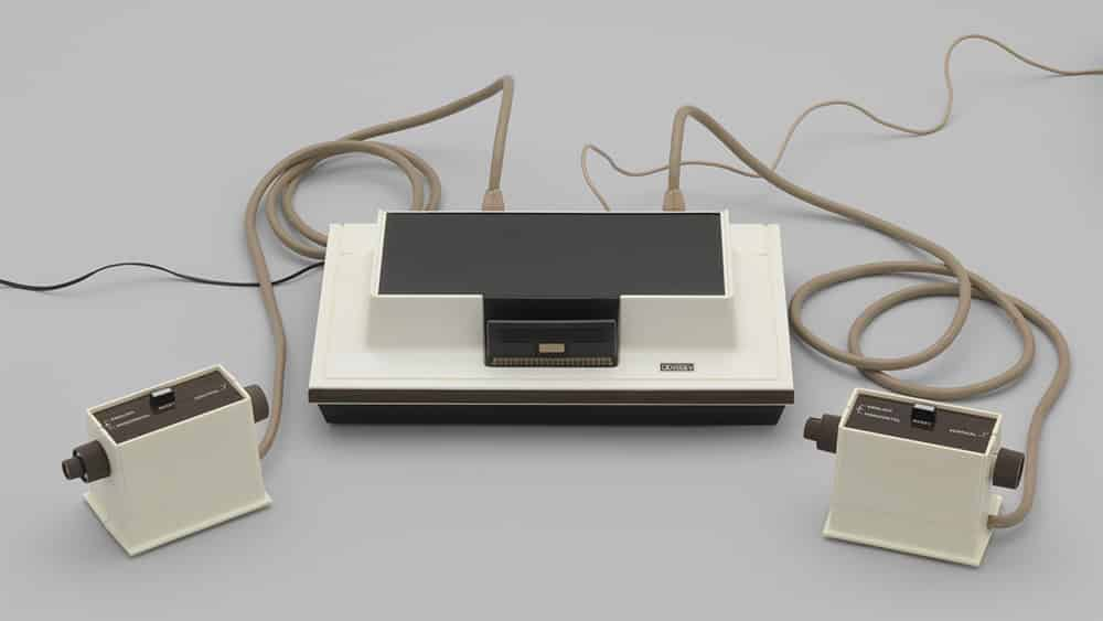 The first steps in history: primitive consoles and videogames