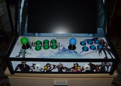 Bartop Final Fantasy VII 19″