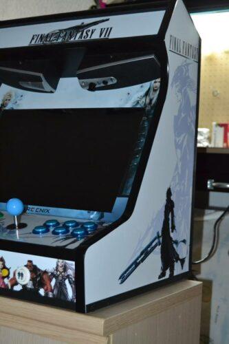 """181020 Arcade Bartop Final Fantasy VII FF7 333x500 - Bartop Final Fantasy VII 19"""" -"""