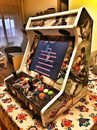 "181020 Arcade bartop Street fighters personalizada 375x500 - Bartop Street fighters personalizada 19"" -"