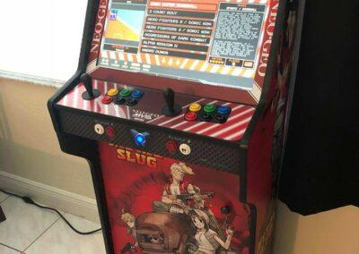 Full Arcade Metal Slug TALENTEC 24″