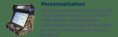 Personnalisation fr