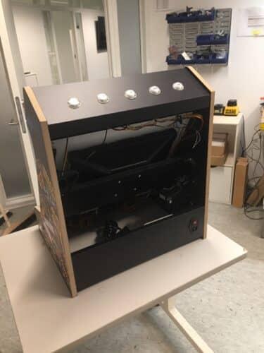 IMG 9734 375x500 - Bartop kit with MAME design -