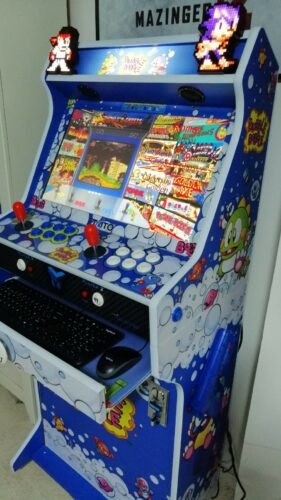 "WhatsApp Image 2018 12 12 at 19.31.17 281x500 - Bartop + Socle 24"" avec Bubble Bobble design -"
