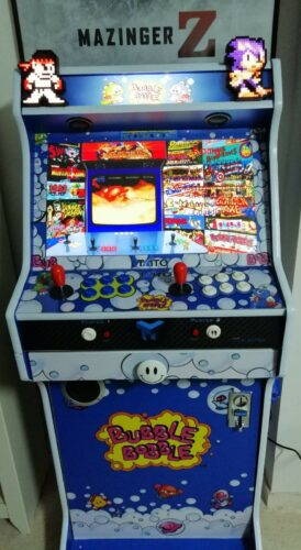 "WhatsApp Image 2018 12 12 at 19.31.183 274x500 - Bartop + Socle 24"" avec Bubble Bobble design -"