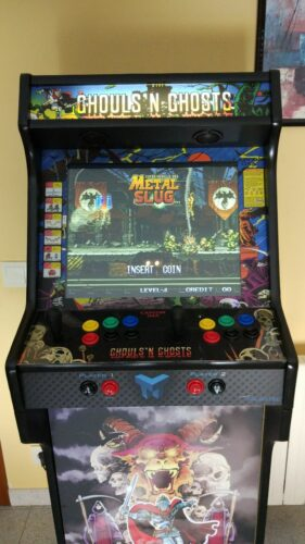 IMG 20190102 141513 873 281x500 - Bartop + socle avec Ghost and Goblins -