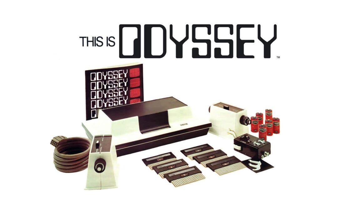 Primera generación de videoconsolas (I): Magnavox Odyssey