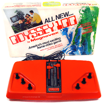 , First generation of video game consoles (I): Magnavox Odyssey, Talentec