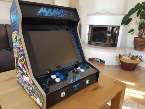 """20190217 151541 500x375 - Bartop 19"""" with MAME design -"""