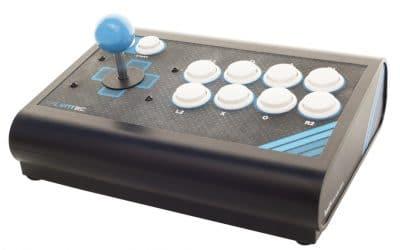 RasPi arcade stick | L'arcade stick personnalisable et intelligent