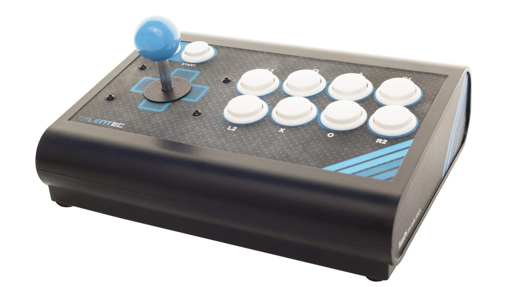 RasPi arcade stick | The customizable smart arcade stick