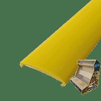 u molding amarillo 4m 2