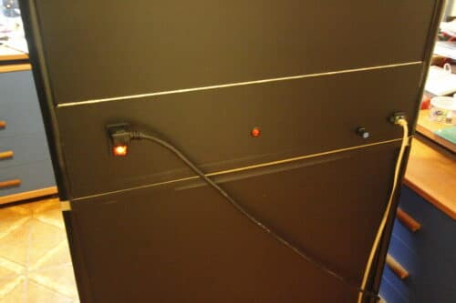 """Bartop pedestal MAME 11 500x333 - Bartop 24"""" with stand and MAME design -"""
