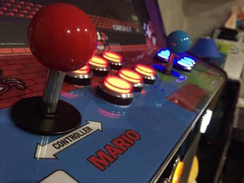 """bartop mario bros 4 500x375 - Bartop de 19"""" con diseño de Mario Bros -"""