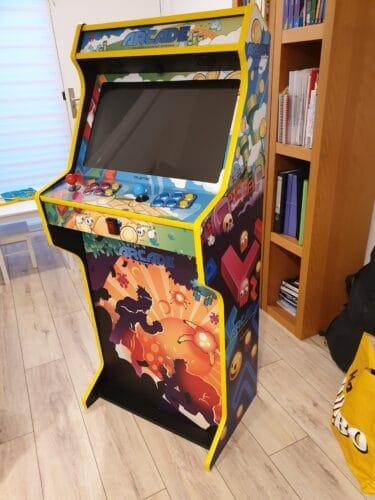 "Bartop Pedestal Mix Games 14 375x500 - Bartop 24"" y pedestal con diseño Mix Games -"