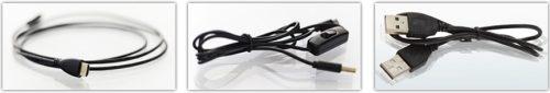 1910011 Cables RasPi