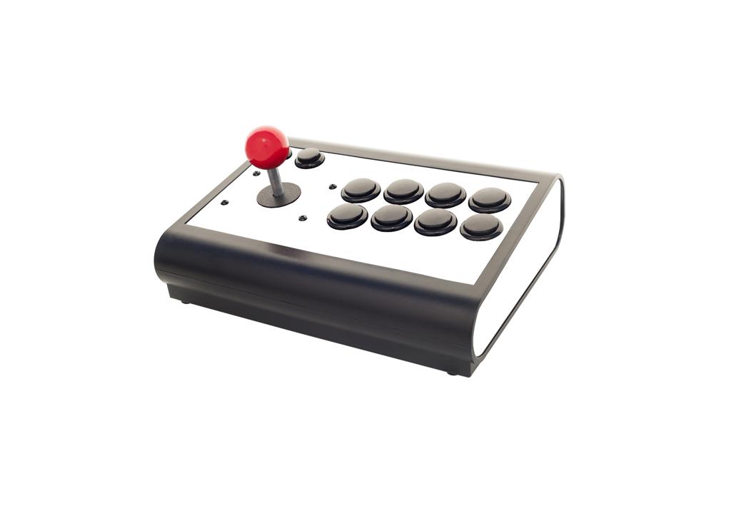 RasPi Arcade Stick 64gb - Custom Edition