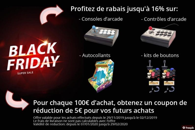 Black Friday TALENTEC 2019