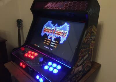 Bartop 24″ with MAME design