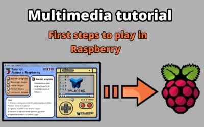 """Games to Raspberry"" – First steps to play in Raspberry [Downloadable multimedia tutorial]"