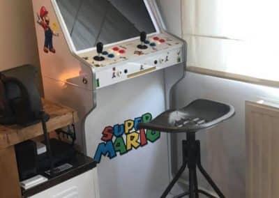 Bartop 24″ Nintendo