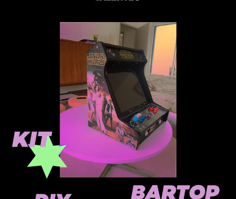 Bartop 19″ Star Wars