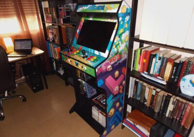 Bartop 19″ Mix Games