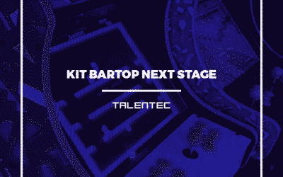 Do you want to learn how to assemble a Bartop Talentec kit?