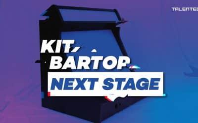MONTAJE KIT BARTOP: Next Stage | Talentec