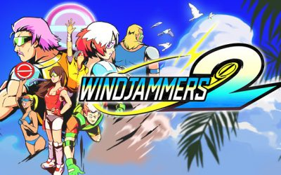 Windjammers 2 and its arcade mode