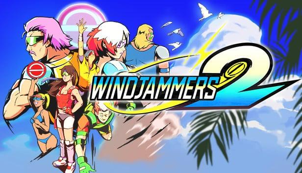 Windjammers 2 y su modo arcade
