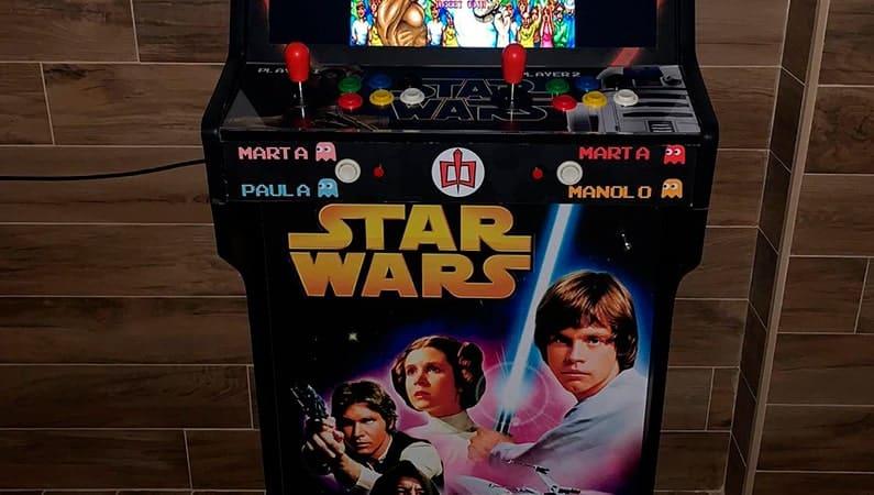 Crea tu bartop con los mejores muebles y disfruta de tus juegos arcade