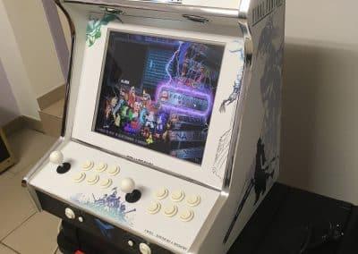 Bartop 19″ con diseño Final Fantasy